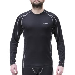 Polartec Power Dry черный, 3XL