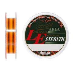 Sunline Troutist Area LE Stealth 100 м, 0.117 мм.(#0.5), 1.2 кг.