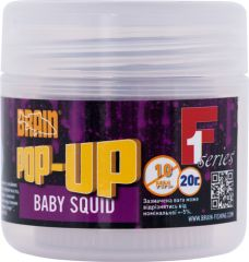 Brain Pop-Up F1 Baby squid, 10, 20, floating