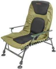 Brain Breath bedchair with arms